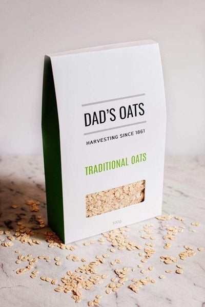 Traditional Dads Oats Range (500g)