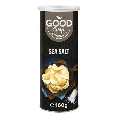 Sea Salt The Good Crisp Company (Multiply Favours) 160g