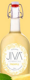 Jiva Kombucha Pineapple 750ml