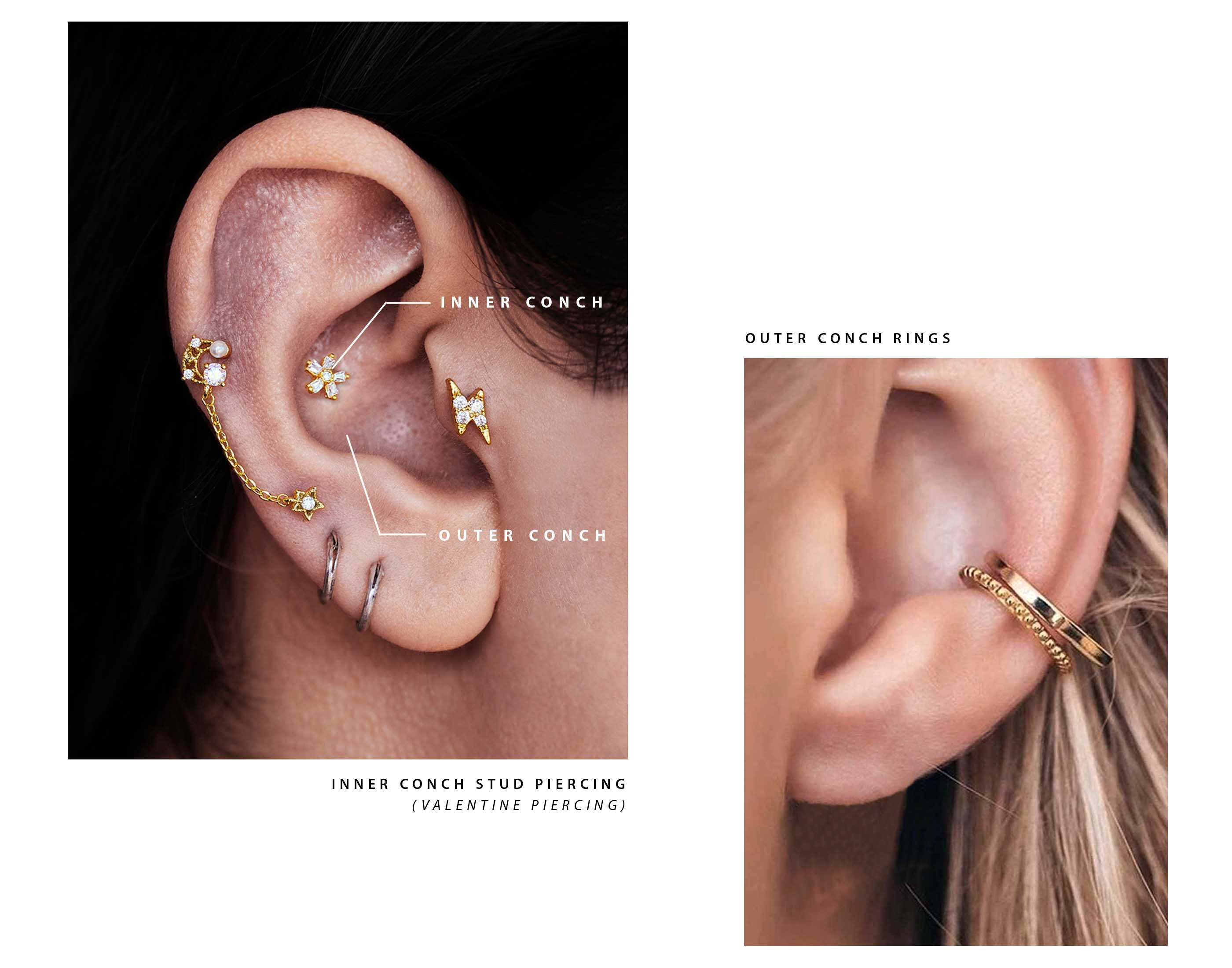 Conch Piercing Ideas And Frequently Asked Questions Best Guide
