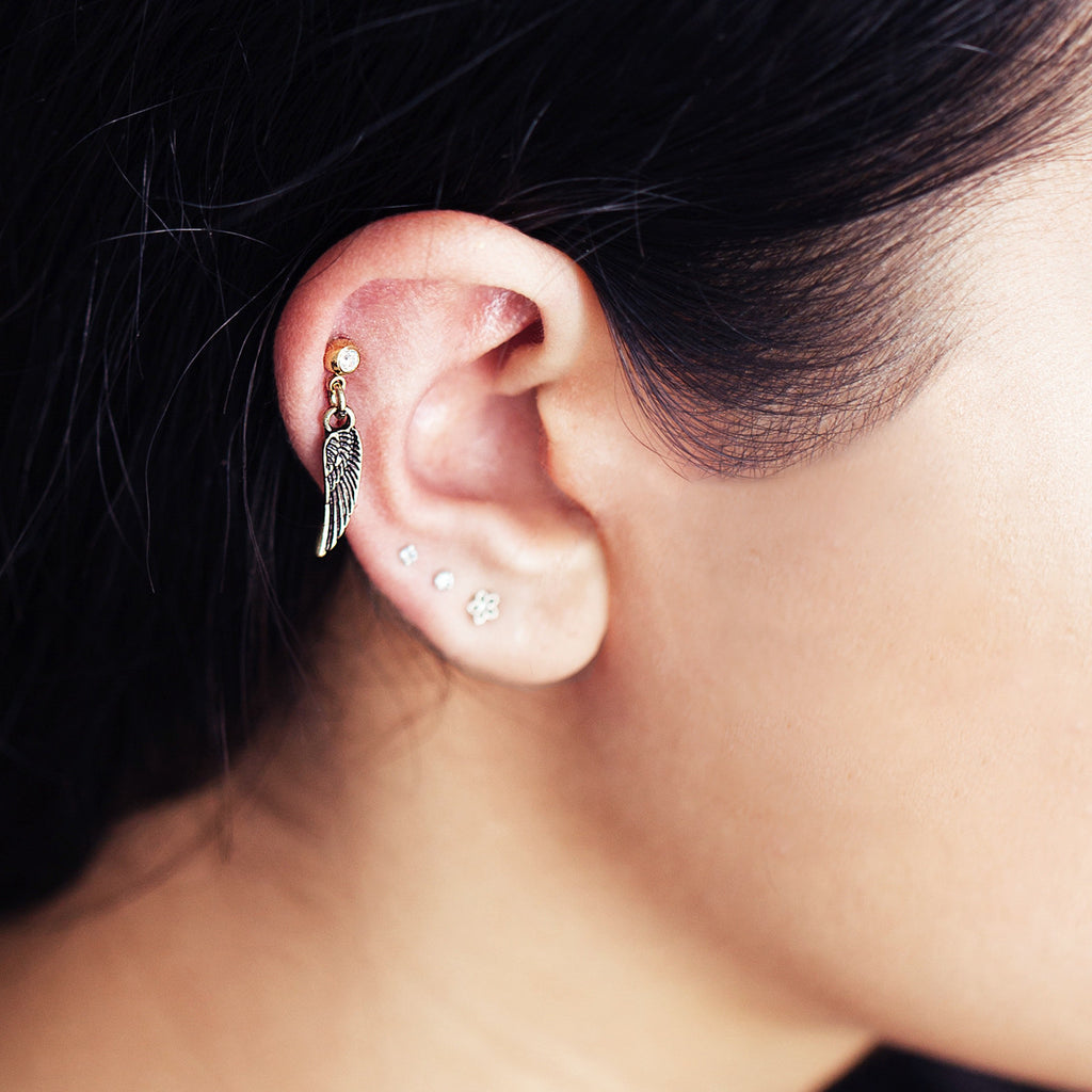 Homeward Piercing - Silver
