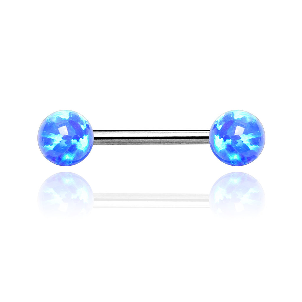 Opal Nipple Bar - galaxy