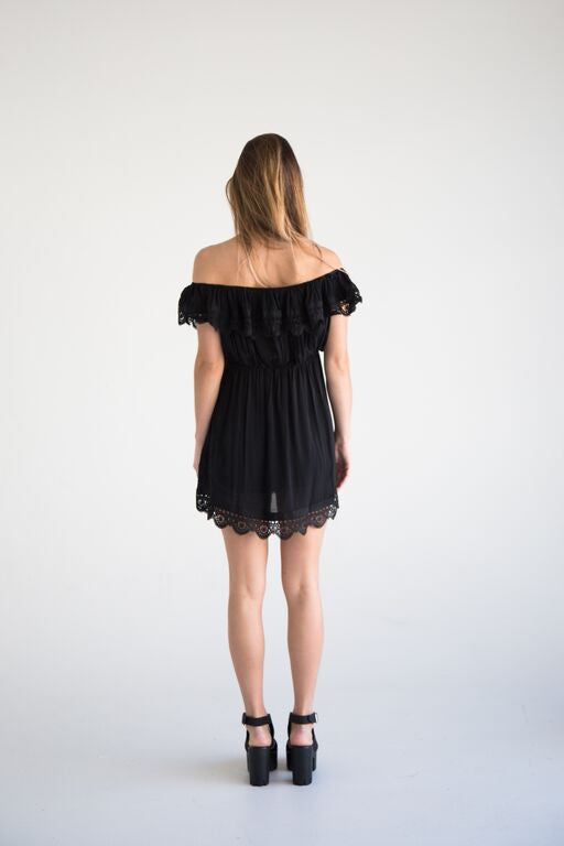 Drina Off the Shoulder Dress