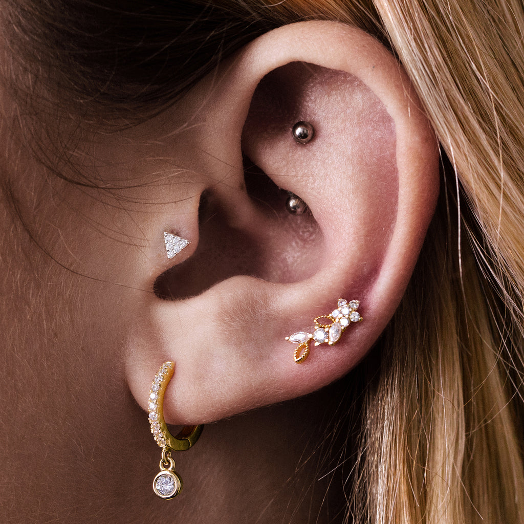 Treasure Piercing - Rose Gold