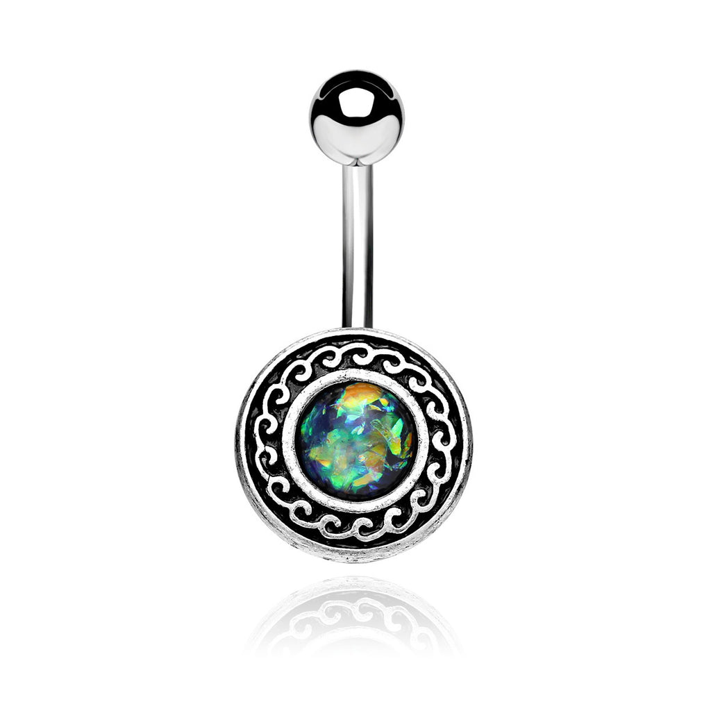 Wonder Belly bar - Emerald