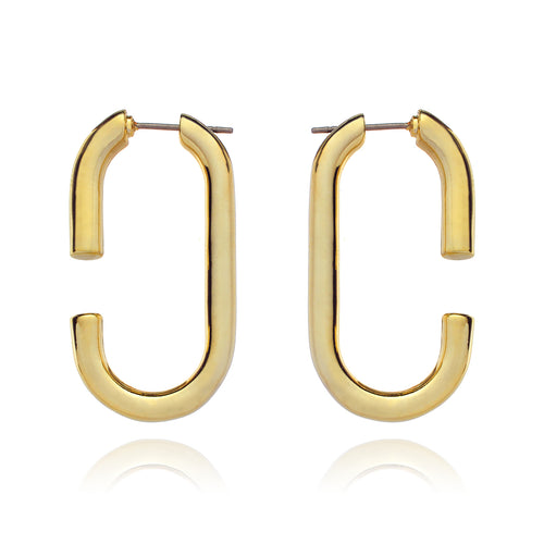 Juno Earrings - gold
