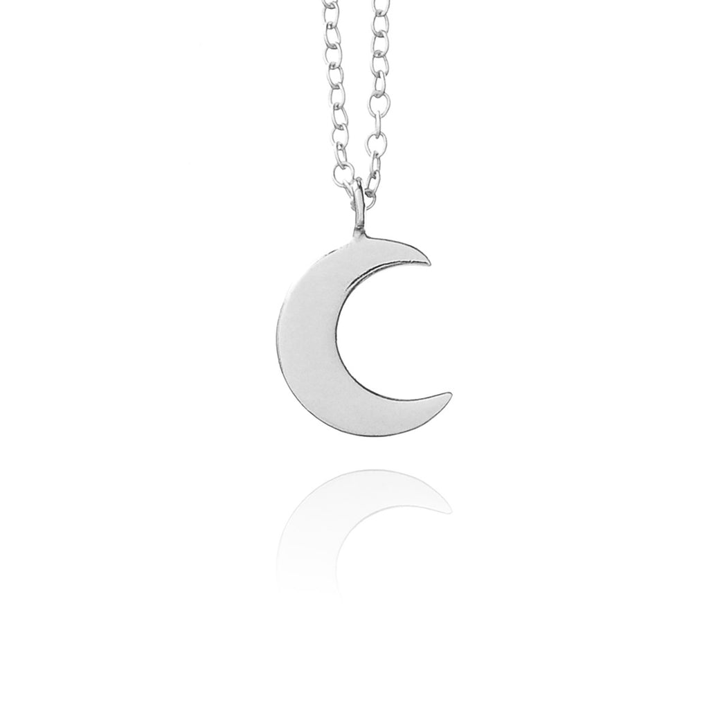 Mini Moon chain - Silver