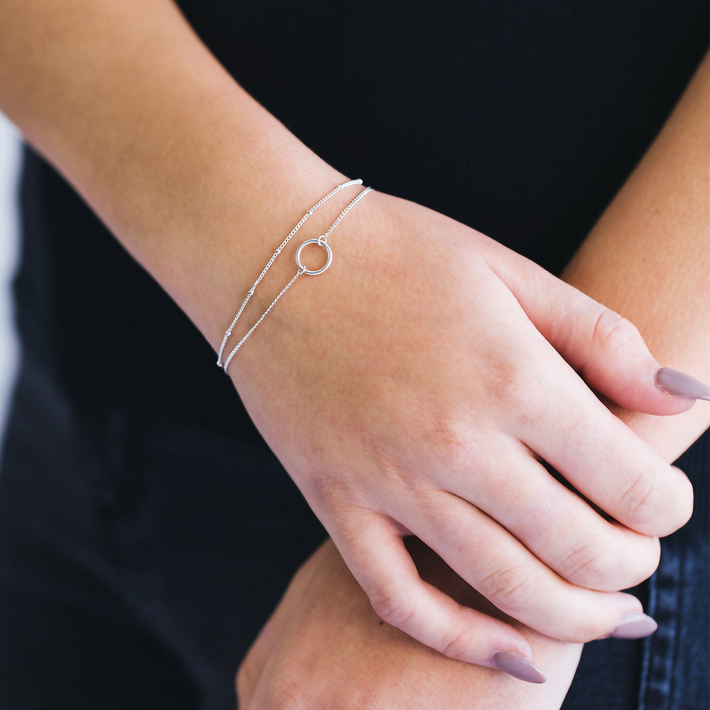 Loyalty Bracelet - Rose Gold