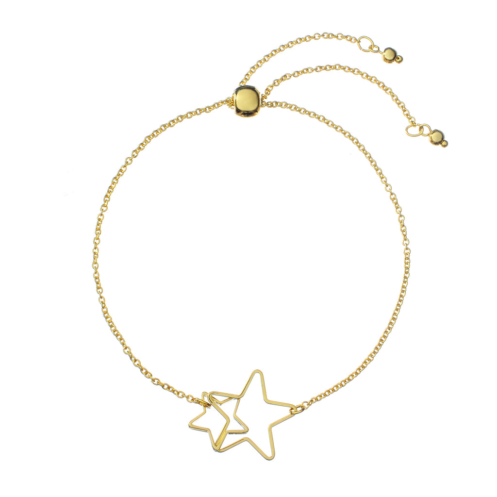 Starbound Bracelet - gold