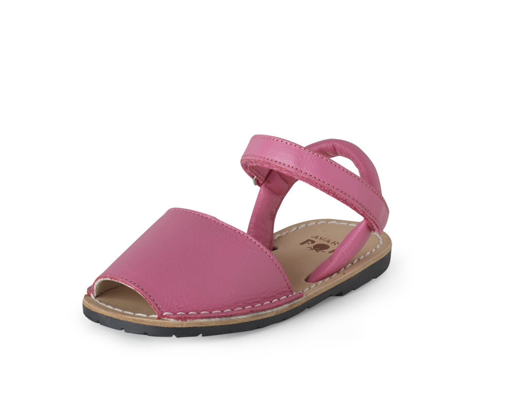 b753c45acb67 ... pink leather sandals poppeto · pink sandals