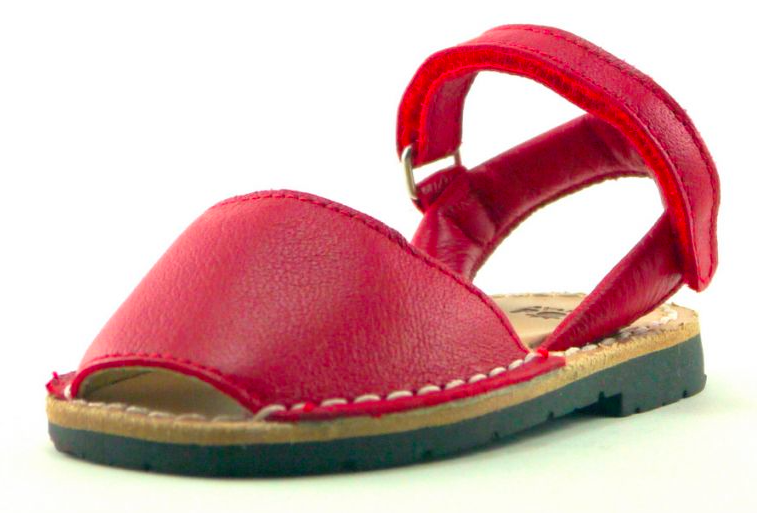 f9c588d4c4ba red sandals · red leather sandals poppeto ...