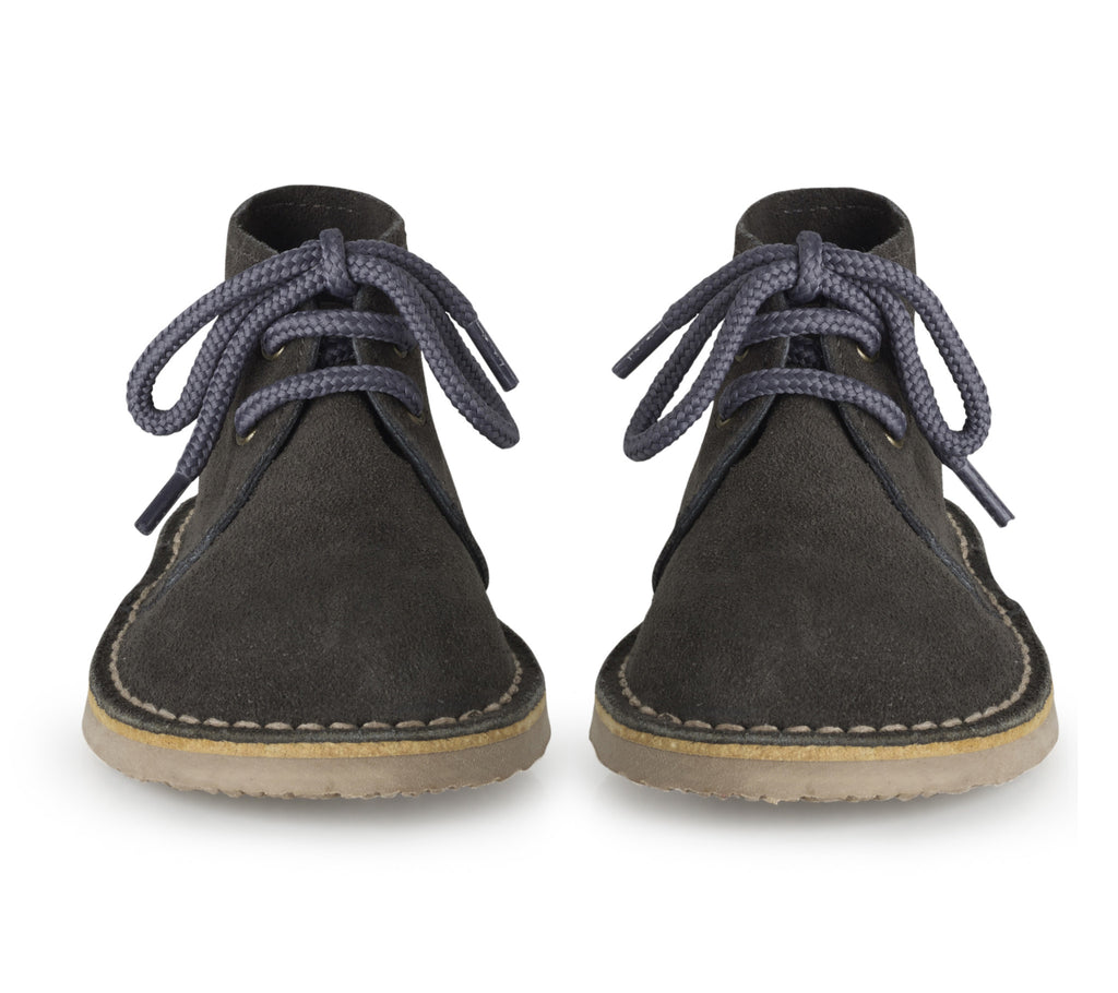 3c32bfe8aef36 womens Grey suede desert boots – poppeto