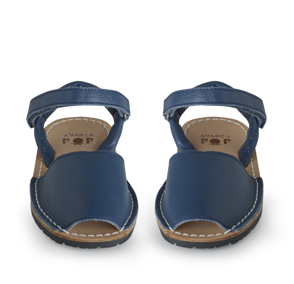 a6838fc7e7d1 boys and girls leather sandals – poppeto