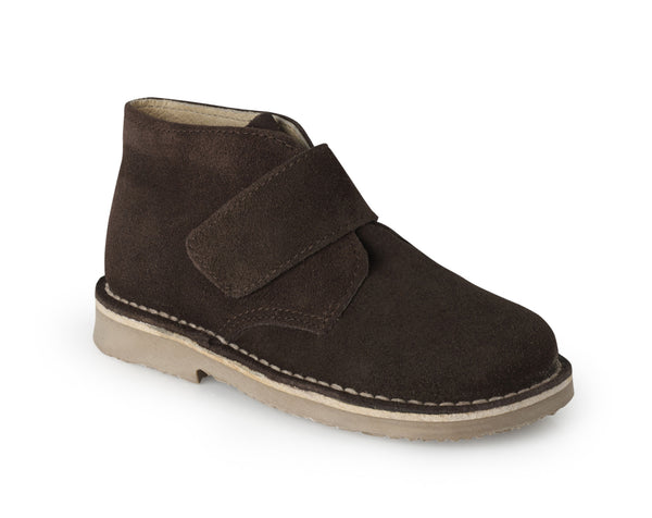 chocolate brown desert boots