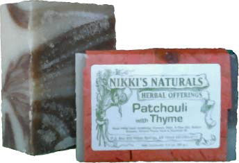 Patchouli Thyme