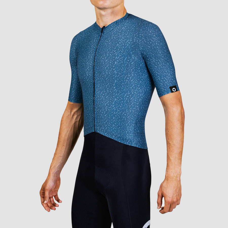 Men's Essentials TEAM Jersey - Texture Stone