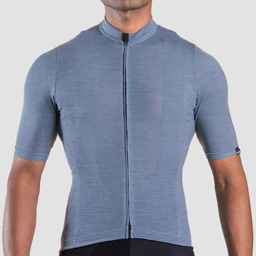 Euro Collection Men's Ardesia Merino Jersey