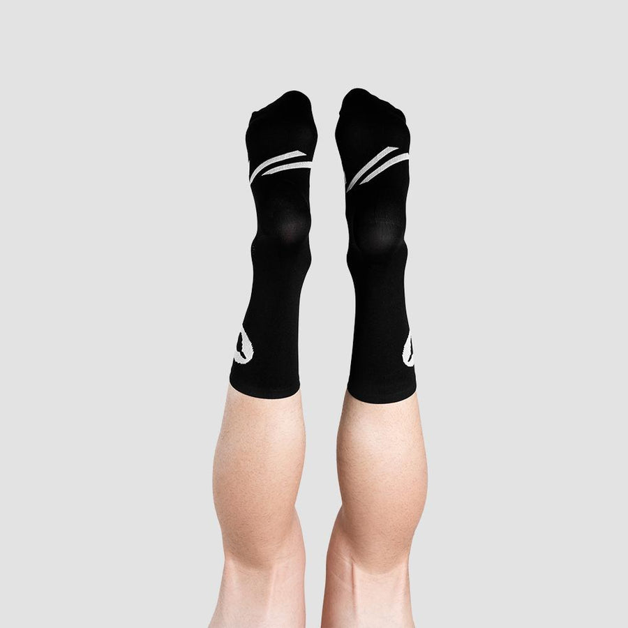 Perfect Crew - Black Signature Sock