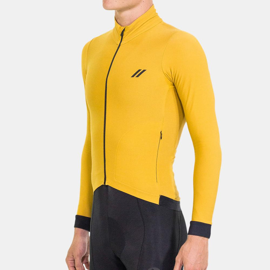 Elements Thermal Long Sleeve - Mustard