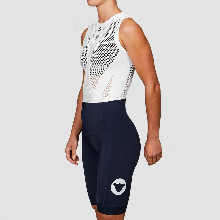 Women's TC19 Bib and Brace - Navy
