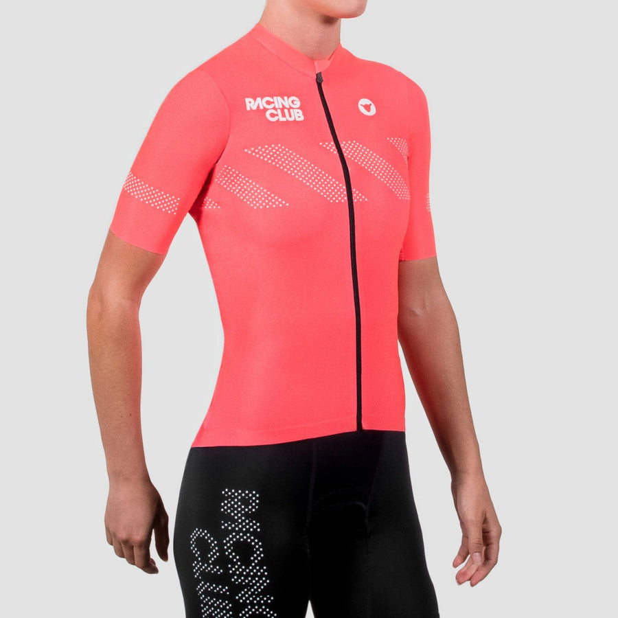 Women's RC Brisbane Jersey - Salmon