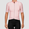 Women's TC19 Stripe Jersey - Salmon