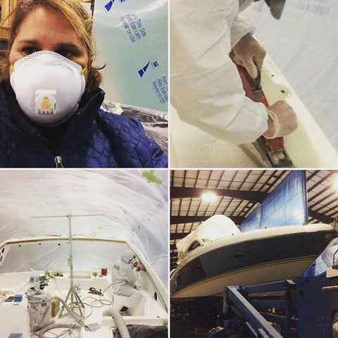 Yacht Painting and Repair