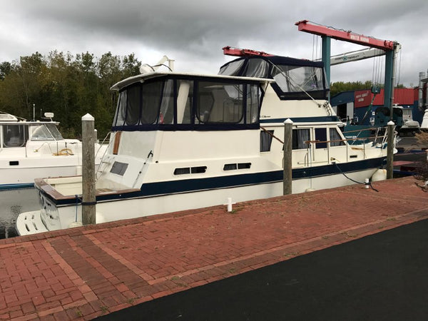 1984 Wellcraft Californian Yacht