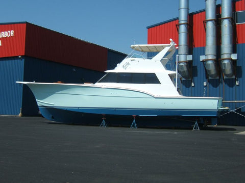 1973 Hatteras Convertible Sport Fishing Yacht