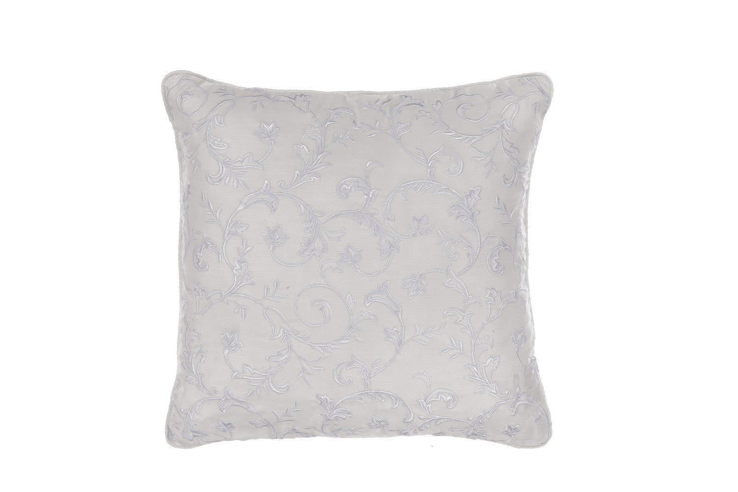 bed INC Kingston Embroidered Pillow