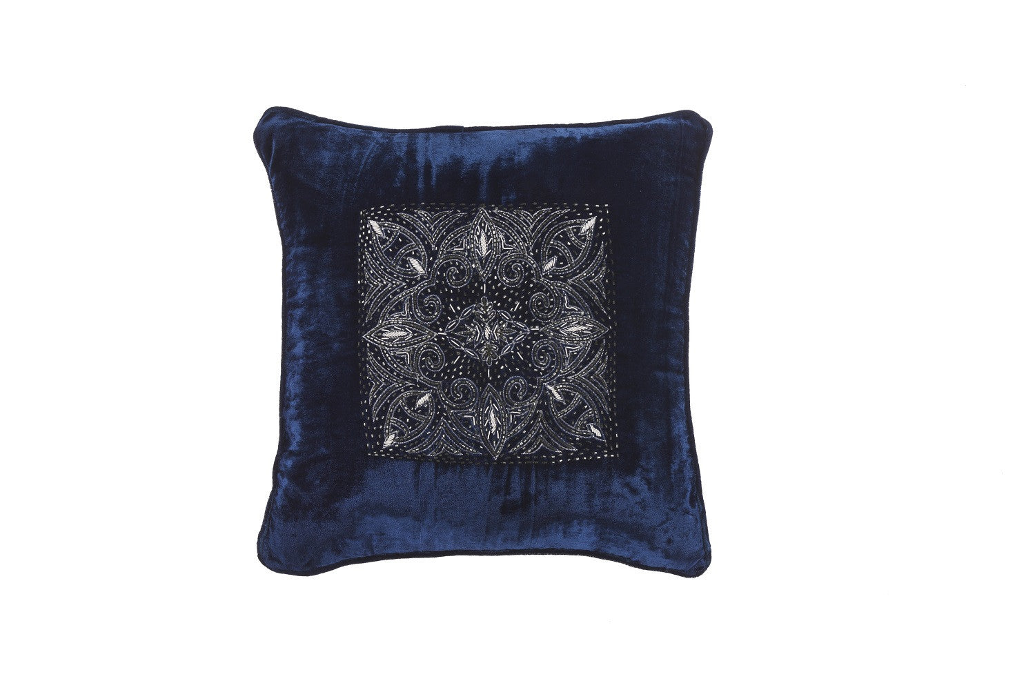 bed INC Quinn Velvet Pillow