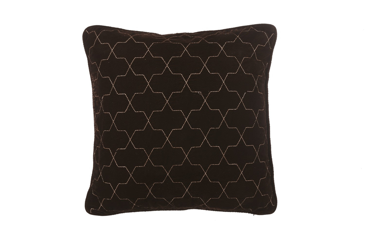 bed INC Jade Velvet Pillow