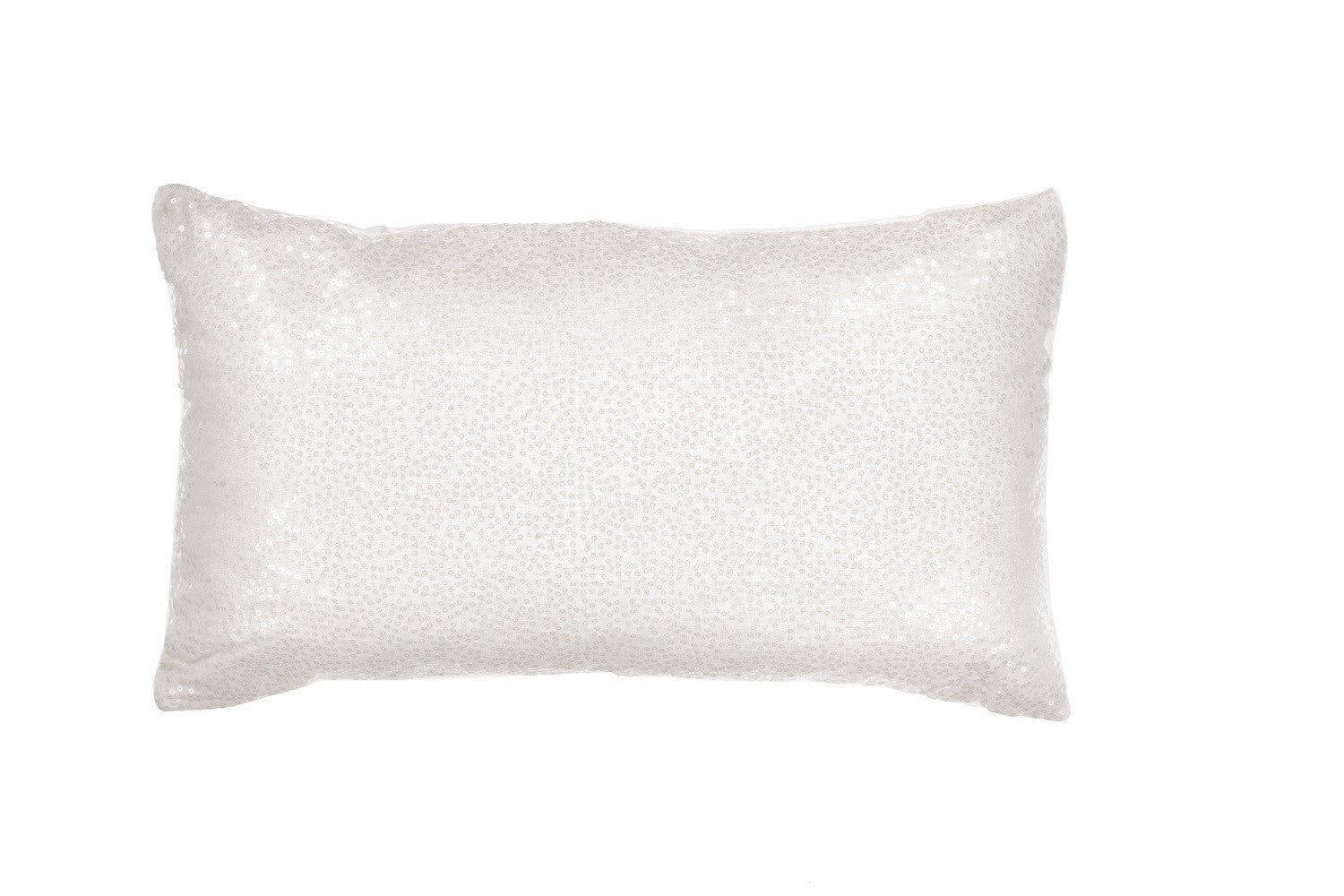 bed INC Antoinette Sequins Boudoir Pillow