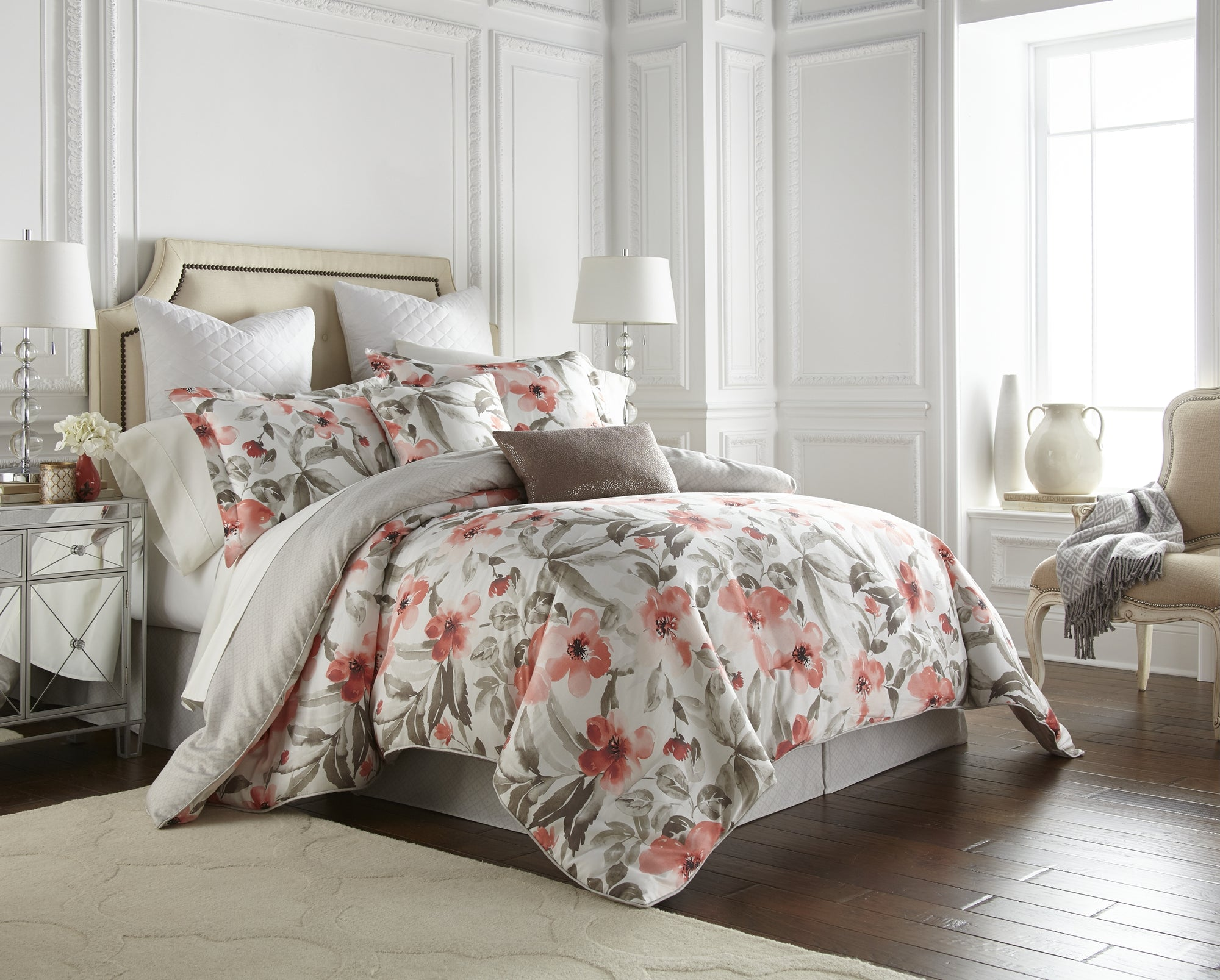 kathy ireland® Home Coral Coast Comforter Set
