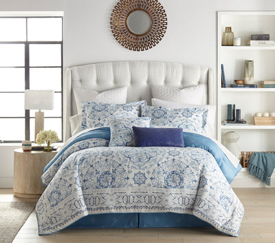 kathy ireland® Home Barcelona Comforter Set