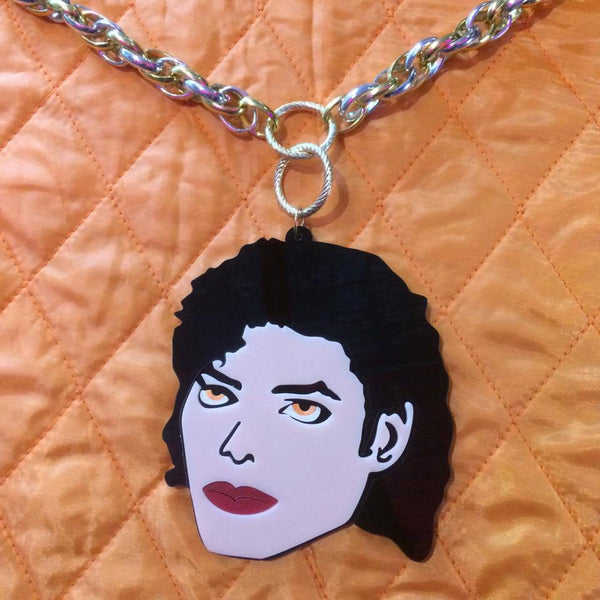 MJ Necklace