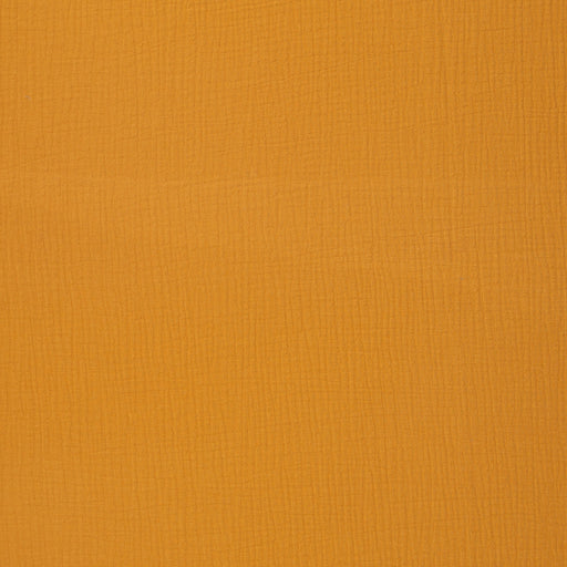 Cotton Double Gauze, Mustard