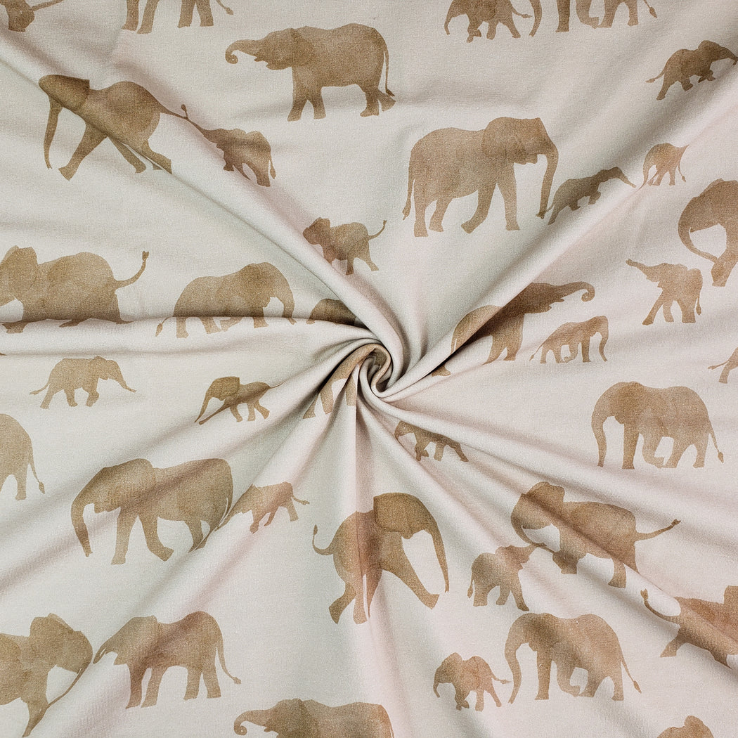 Elephants Jersey, Taupe