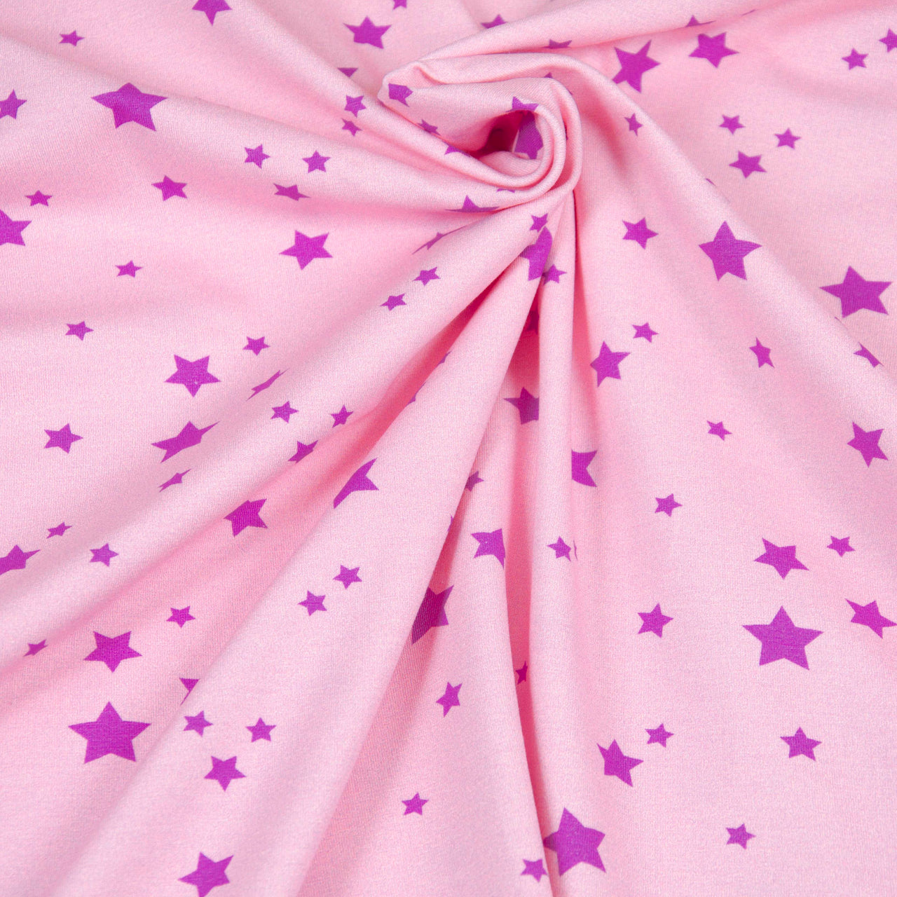 Everly Stars Jersey, Pink by Hilco