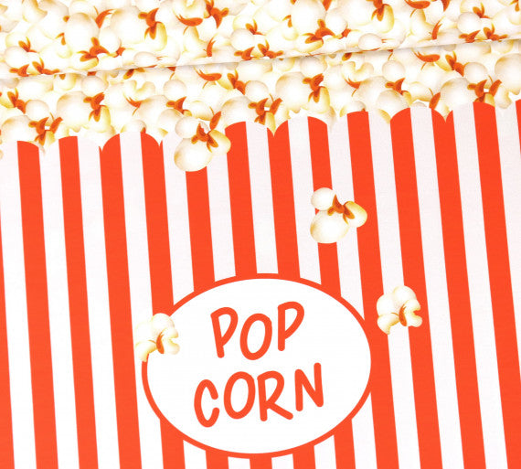 Popcorn Party Organic Jersey, RAPPORT