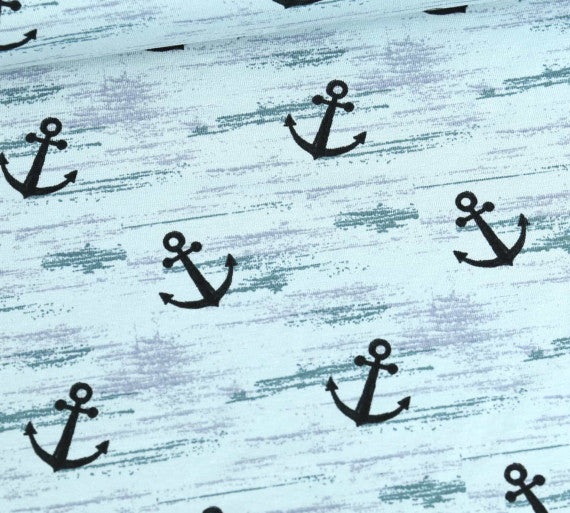Black Anchors Jersey, Mint