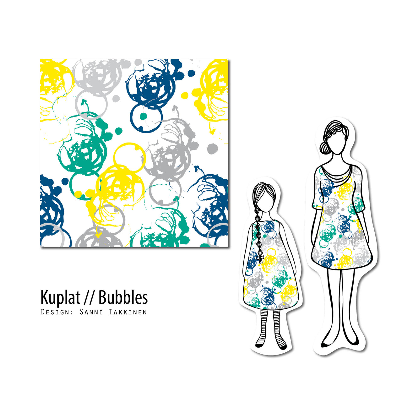 Bubbles Organic Jersey by ikasyr