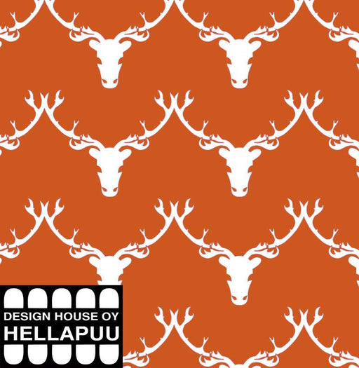 Reindeer Jersey, Burnt Orange