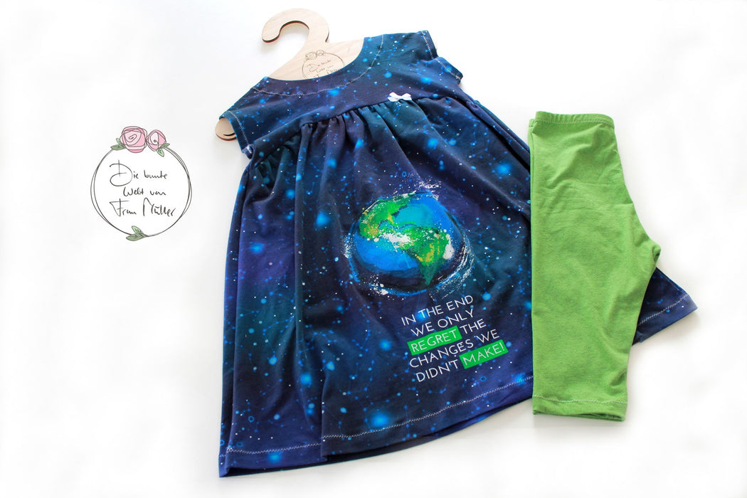 Earth Planet Organic Jersey RAPPORT by Amy & Luke