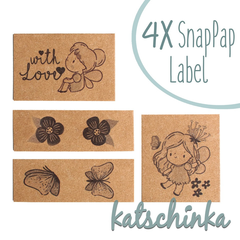 Fairytale SnapPap Labels