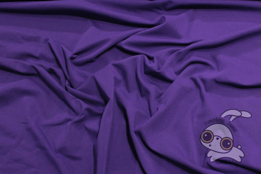 Euro Solid Jersey, Purple