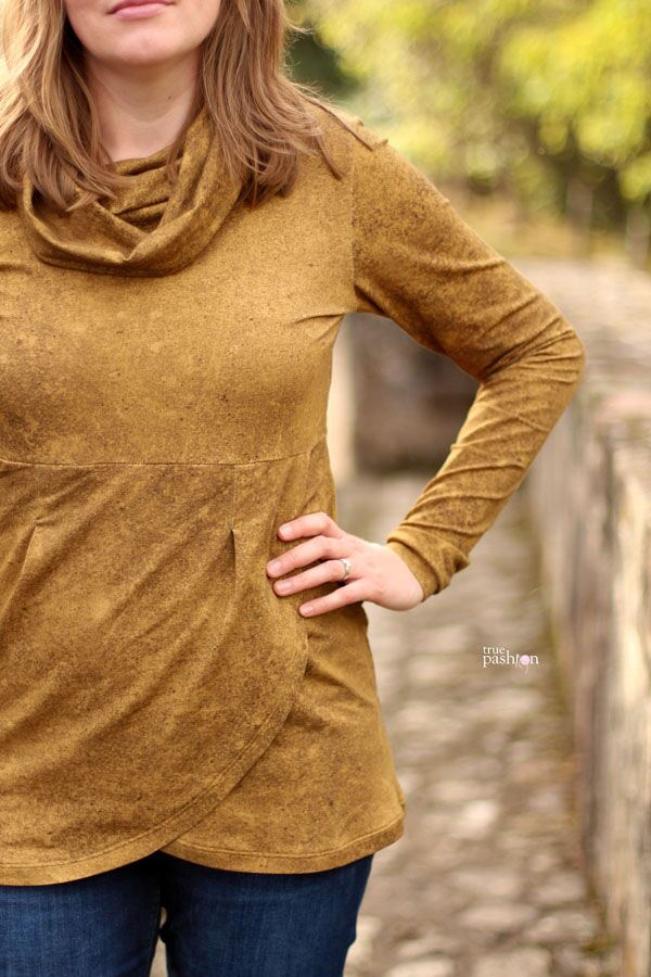 LeatherLook Organic Stretch French Terry, Ochre by Astrokatze