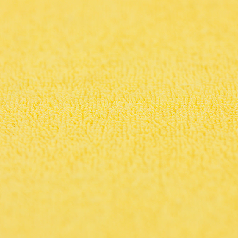 Sponge Terry Cloth, Goldfinch Yellow