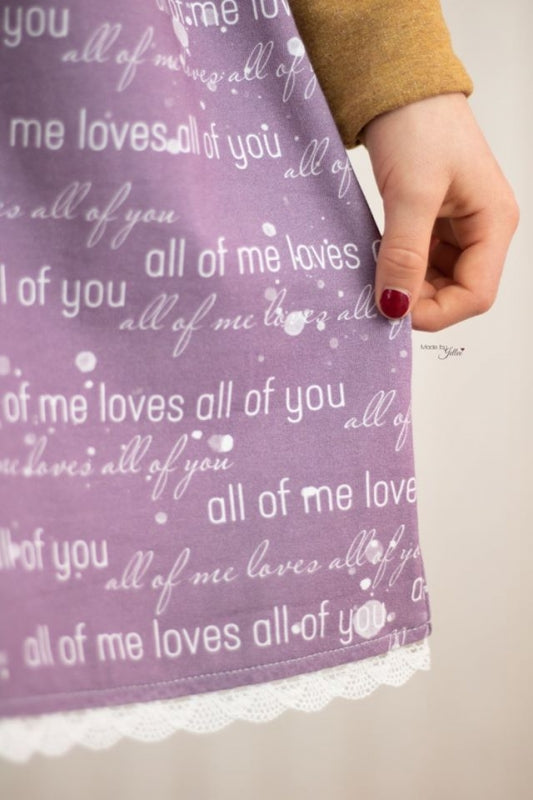 All of Me Jersey, Violet