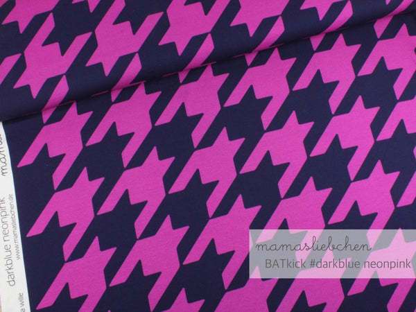 Batkick Jersey, Dark Blue-Berry by Mamasliebchen